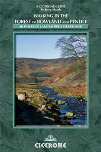 Cicerone Guide - Walking In The Forest Of Bowland And Pendle