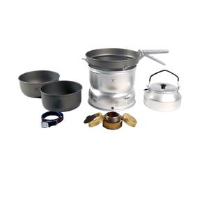Trangia 25-8 Hard Anodized with Kettle Set