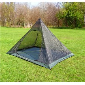 DD Hammocks Superlight XL Pyramid Mesh Tent