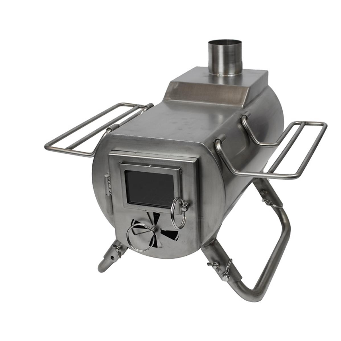 Gstove Heat View Camping Stove Tamarack Outdoors