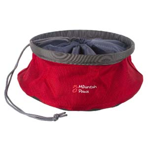 Mountain Paws Large Dog Food Bowl