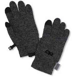 Outdoor Research Mens Biosensor Gloves