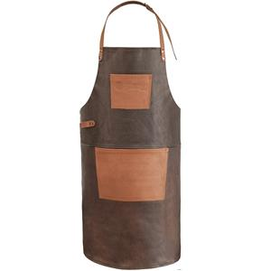 Petromax Leather Apron with Neck Strap AB-B
