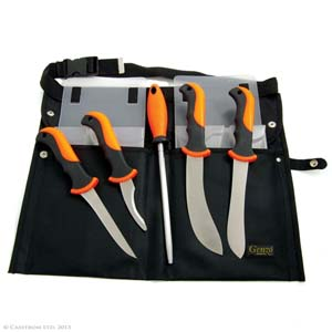 Genzo 5 Piece Butcher Kit