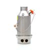 Kelly Kettle Small Trekker Stainless Steel
