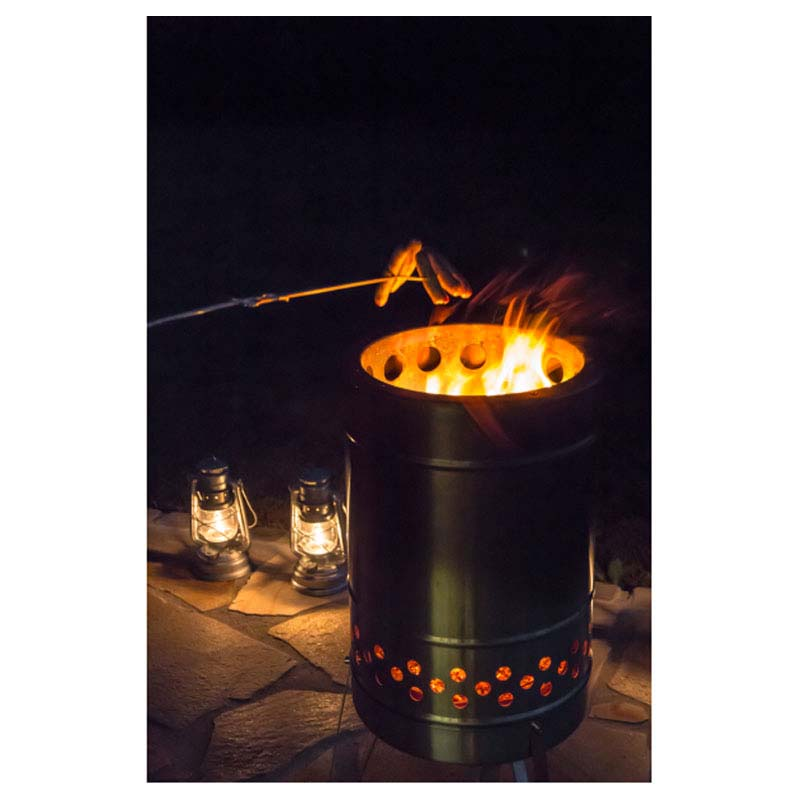 Feuerhand Fire Barrel Pyron Tamarack Outdoors