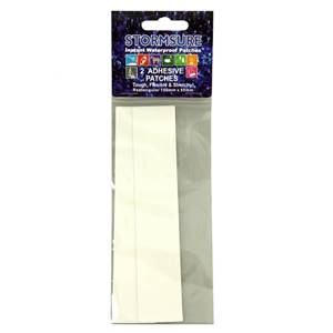 Stormsure TUFF Tape Self Adhesive Repair Strips 2-Pack 150mm x 30mm