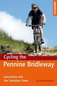 Cicerone Guide - Cycling The Pennine Bridleway