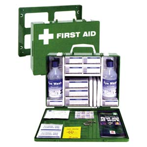 Clayton First Aid Kit 20 Persons