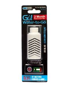 Water To Go Replacement Filter for the Go! Bottle