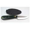 Enzo Necker 70 Knife Green Micarta / Kydex Sheath 9805