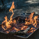 Fire Lighting - Forest Schools